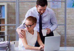 acoso sexual en el trabajo